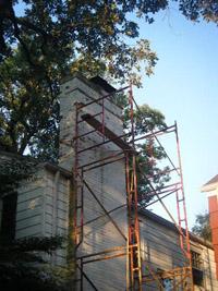 Tuckpointing Chicago Area Chimney Repair, Brick Repair Services